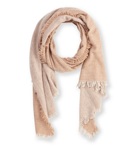Woven scarf with wool from liebeskind