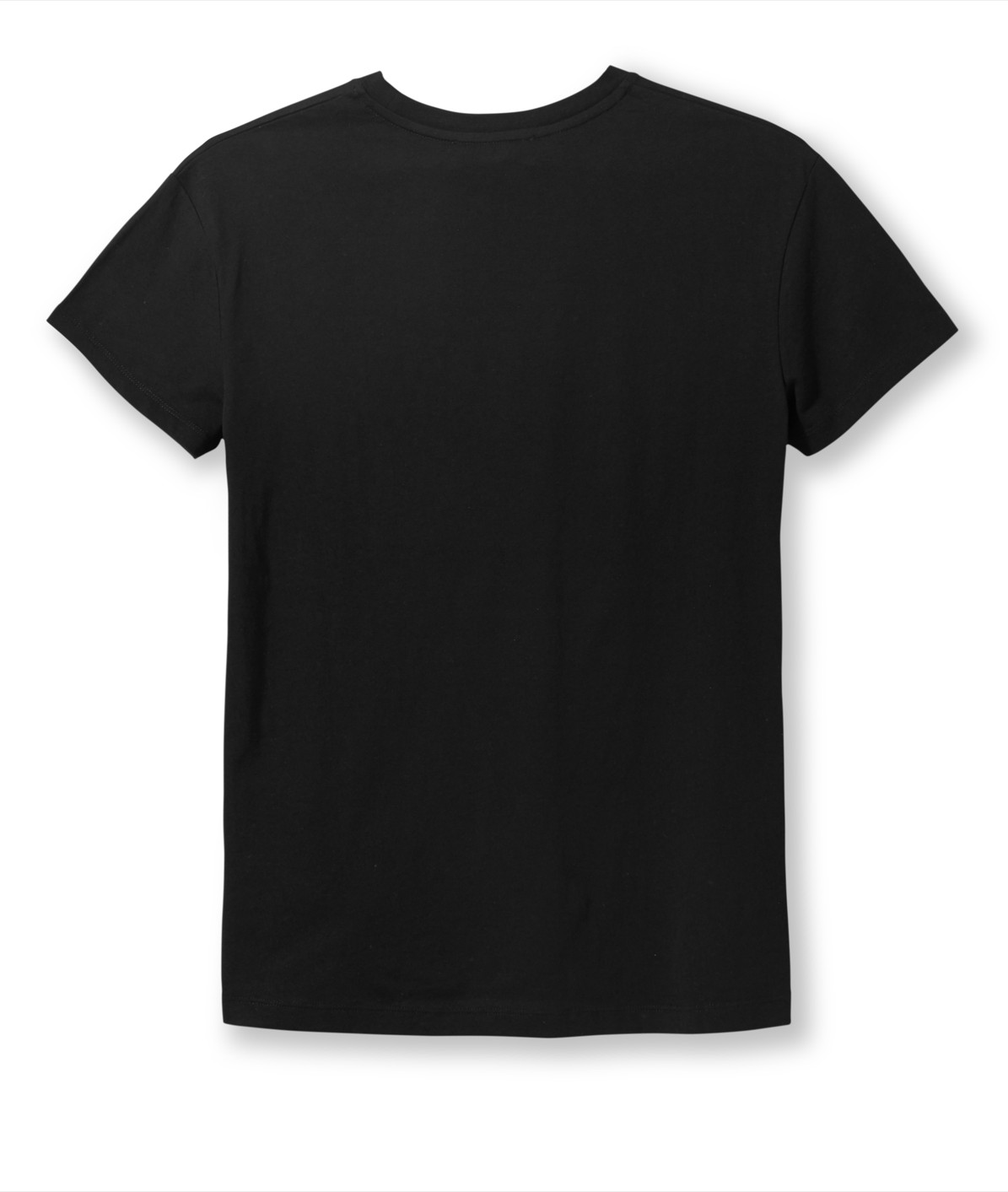 T-shirt with a printed breast pocket from liebeskind