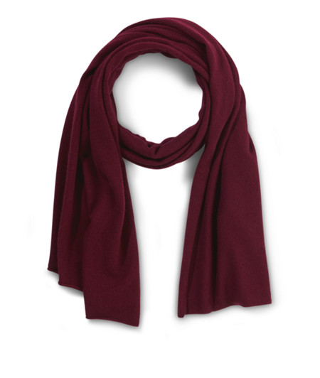 Fine knit scarf from liebeskind