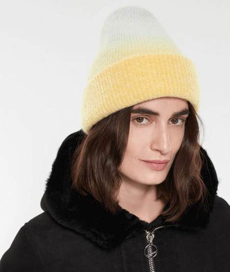 Bonnet au look colour blocking de liebeskind