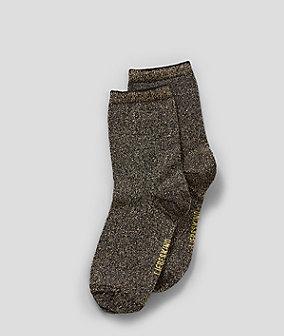 Glitter socks from liebeskind