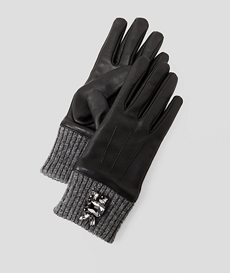 Gloves from liebeskind