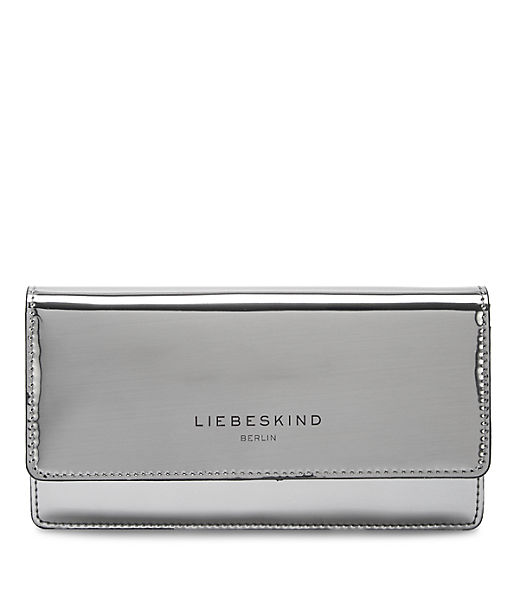 Portemonnaie in Lackoptik