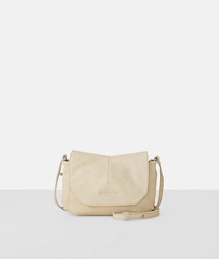 Shoulder bag with a flap from liebeskind
