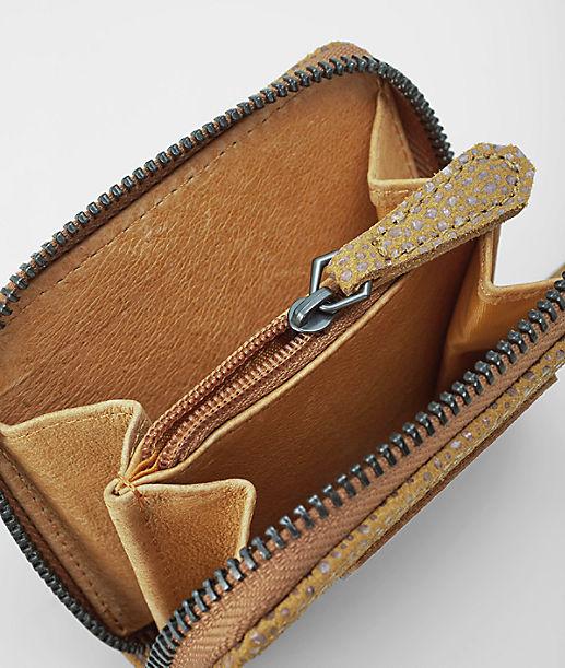 Portemonnaie mit Punktemuster