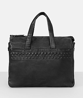 Business bag with studs from liebeskind