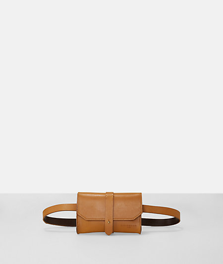 Soft leather belt wallet from liebeskind