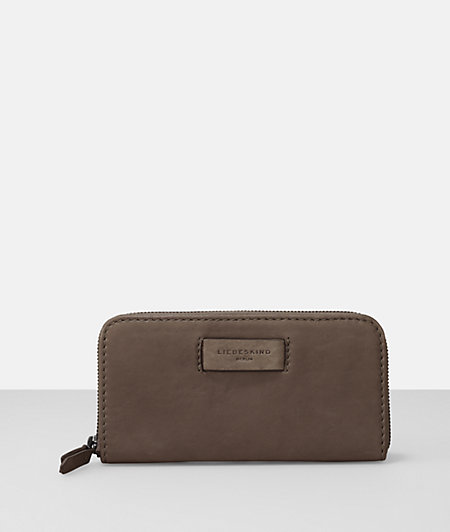 Purse with a matte finish from liebeskind