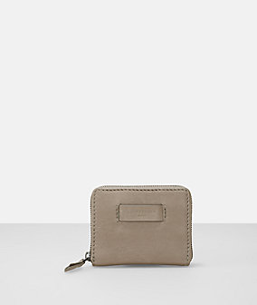 Purse with a contrasting zip from liebeskind