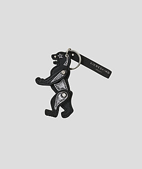 Pomona key ring from liebeskind
