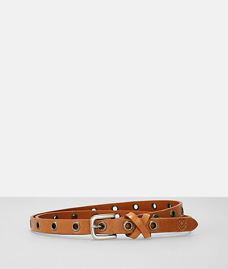 Belt with eyelets from liebeskind