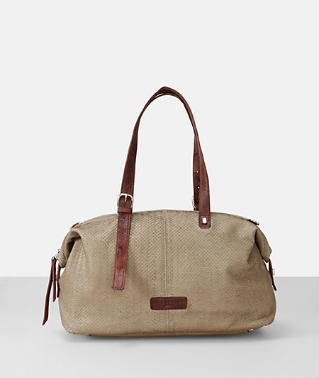 Shoulder bag with a two-sided look from liebeskind