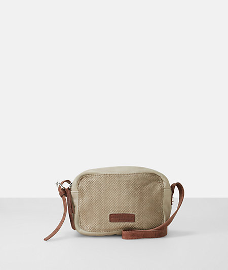 Shoulder bag with textured details from liebeskind