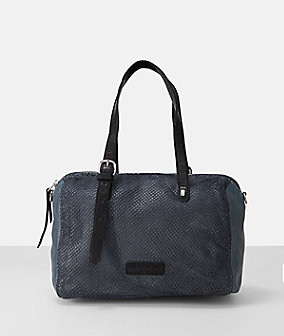 Handbag with textured details from liebeskind