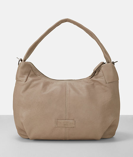Shoulder bag in soft leather from liebeskind
