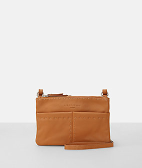 Shoulder bag with many compartments from liebeskind