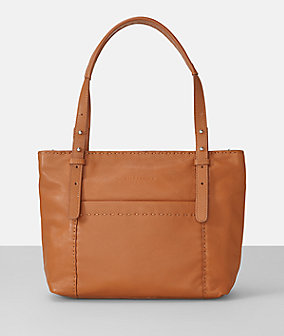 Shoulder bag with different carry options from liebeskind