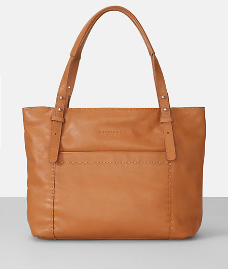 Leather shoulder bag from liebeskind