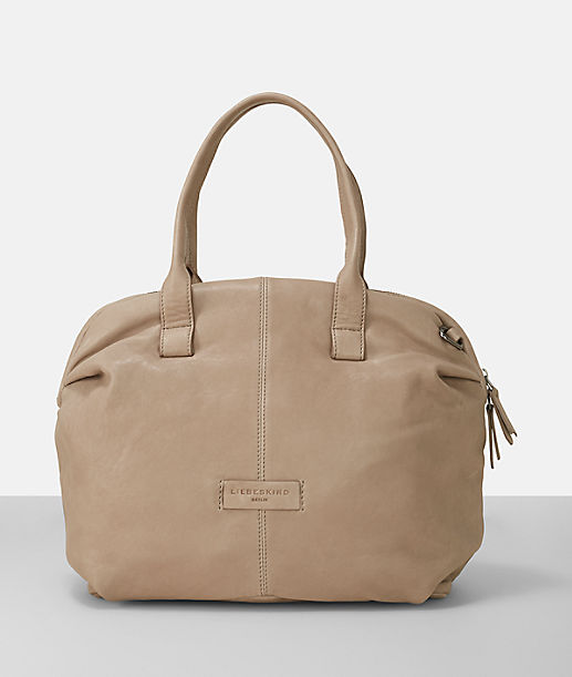 Handbag In Lamb Leather From Liebeskind