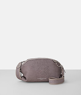 Shoulder bag in a reptile design from liebeskind