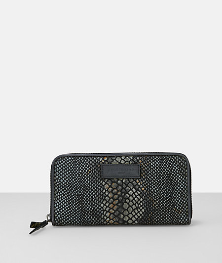 Purse in a reptile-skin look from liebeskind