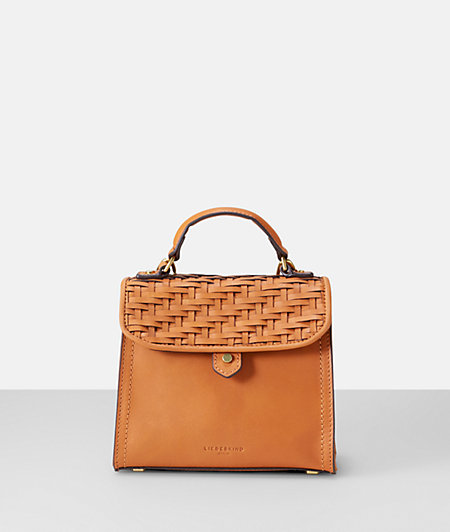 Shoulder bag in a braided look from liebeskind