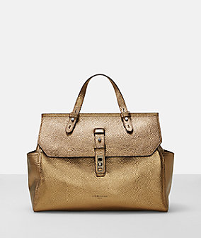 Shoulder bag with a metallic shimmer from liebeskind