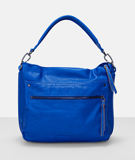 Shoulder bag with zip compartments from liebeskind