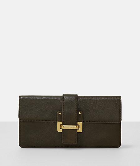 Portemonnaie aus weichem Leder