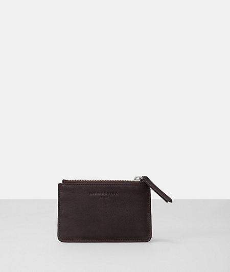 Key pouch with extra pocket from liebeskind