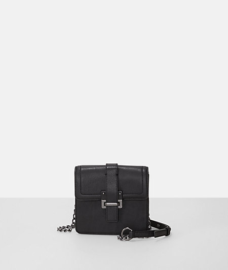 Mini bag in soft leather from liebeskind