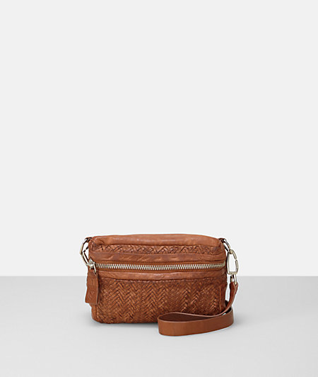 Shoulder bag with a brain from liebeskind