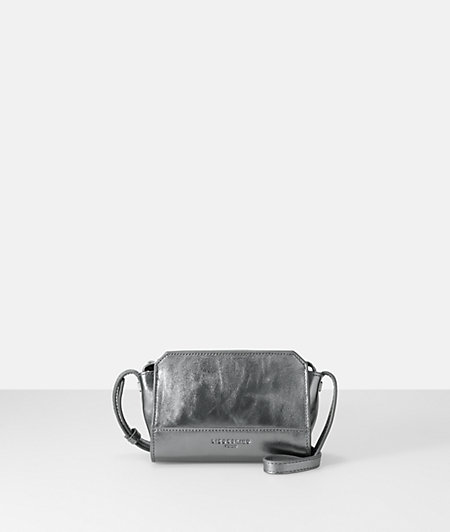 Shoulder bag in a shiny look from liebeskind