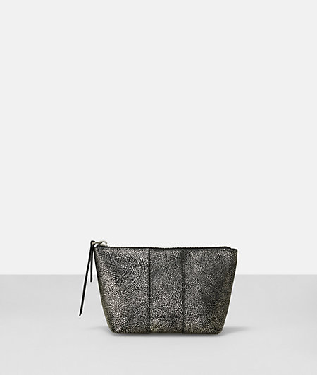 Textured make-up bag from liebeskind