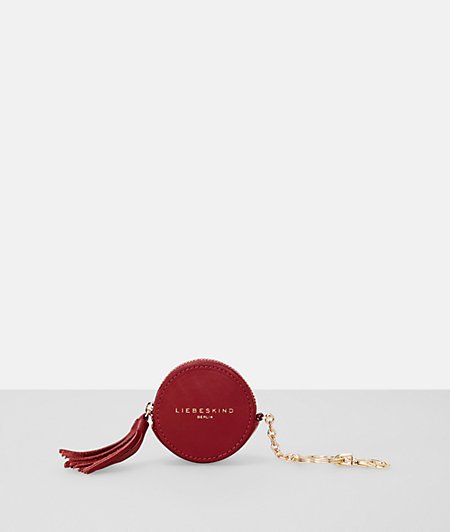 Coin purse with a tassel from liebeskind