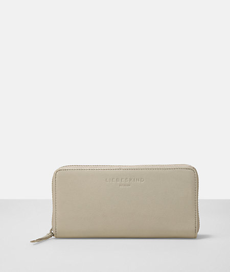 Purse with label embossing from liebeskind