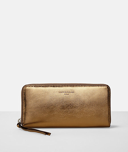 Purse in a metallic look from liebeskind