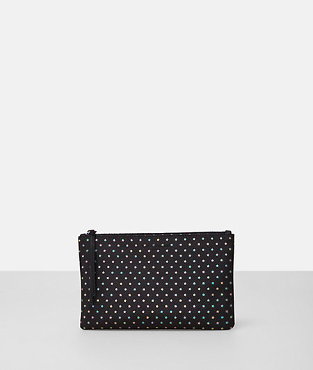 Make-up bag with stars from liebeskind