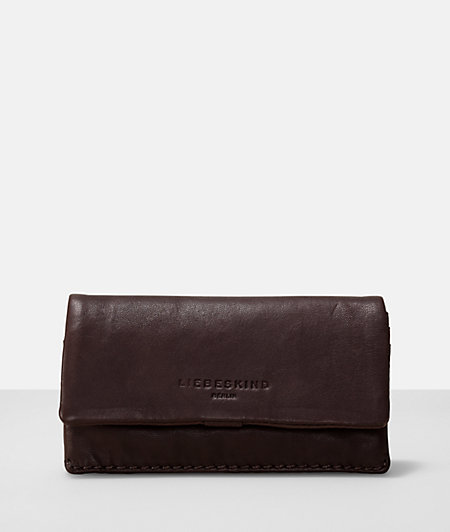 Purse in soft leather from liebeskind
