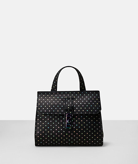 Handbag with all-over pattern from liebeskind