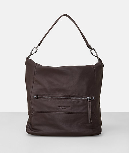 Handbag with a front compartment from liebeskind