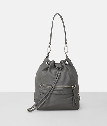 Shoulder bag with a drawstring from liebeskind