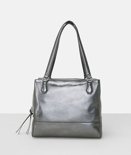 Smooth leather handbag from liebeskind