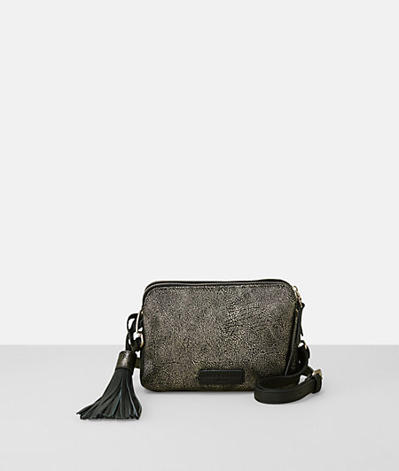 Shoulder bag with a textured pattern from liebeskind
