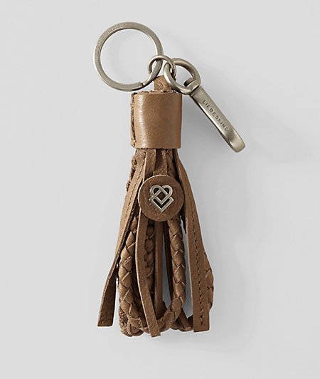 Key ring in a tassel design from liebeskind