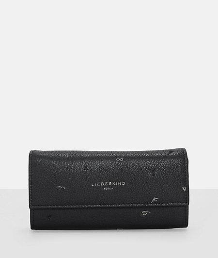 Portemonnaie mit Stitchings