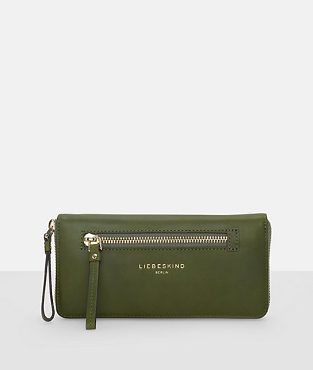 Purse with solid eyelets from liebeskind