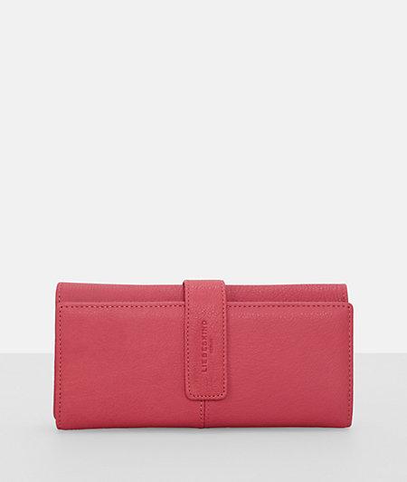 Portemonnaie mit verstellbarem Riegel