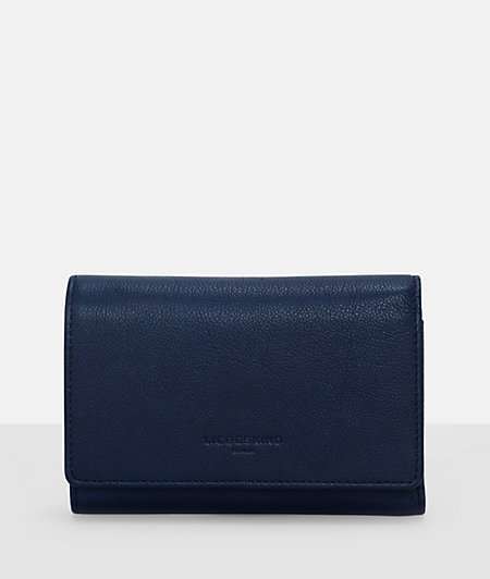 Portemonnaie aus echtem Leder