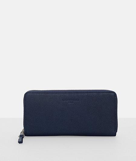 Portemonnaie im Bicolor-Look